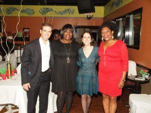 West Indian Social Club of Hartford Welcomes Mayor 2