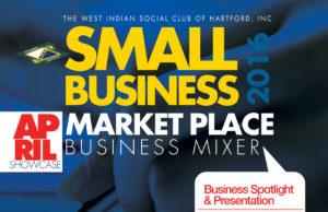 April 2016 - West Indian Social Club - Small Business Mixer - Business Plan Writing Workshop - Frank Dixon