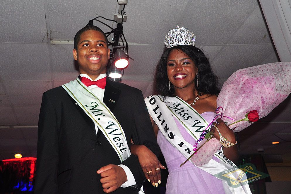 Mr/Miss West Indian 2016 - Brandon Stewart/Sydney Kay Barnwell